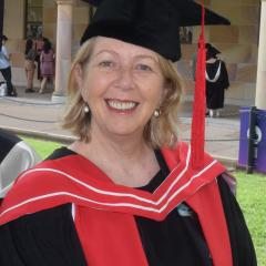 Professor Deborah Brown.