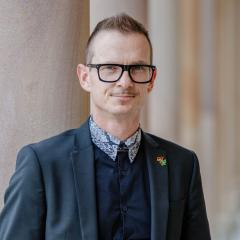 Professor Greg Hainge.