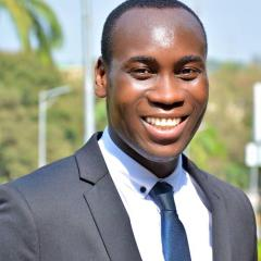 Dr James Boafo.