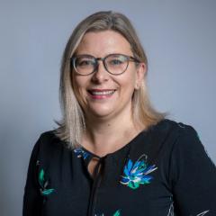 Associate Professor Lisa Featherstone.
