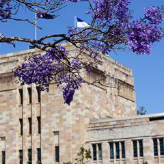 Forgan Smith Building UQ