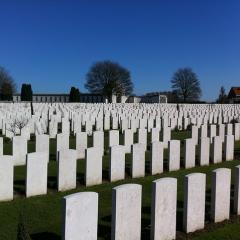 image of war grave